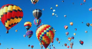 Derby Tickets, Inc - Hot Air Ballons